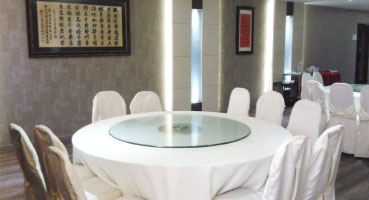 pei zing big vip room